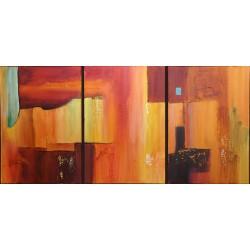 Triptyque - ARTISIM - 120x60