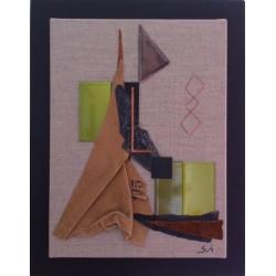 Abra - ARTISIM - 40x50